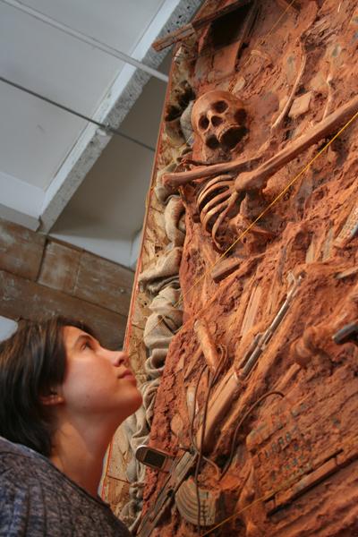 Katherine & Skeleton