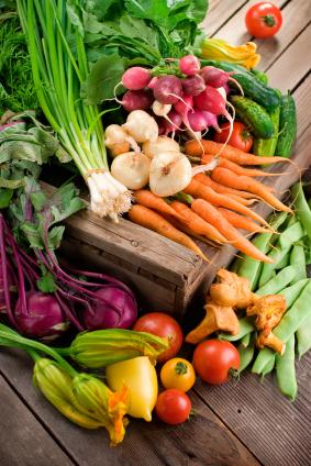 Free Produce Market!